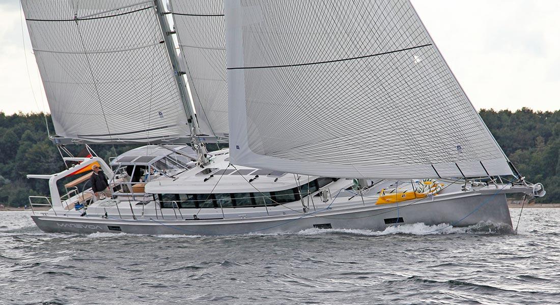 Foto Segelschiff, Fotocredits: Herr Schmidt